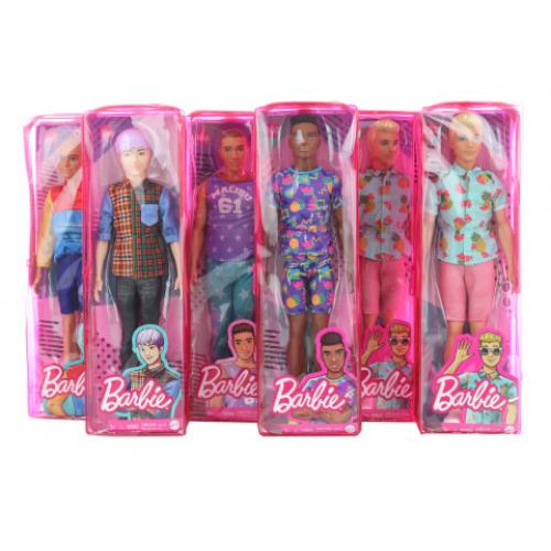 Barbie Model Ken DWK44 TV 1.4.- 30.6.2021 - Cena : 287,- Kč s dph