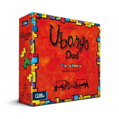 ALBI Ubongo Duel - Cena : 449,- Kč s dph