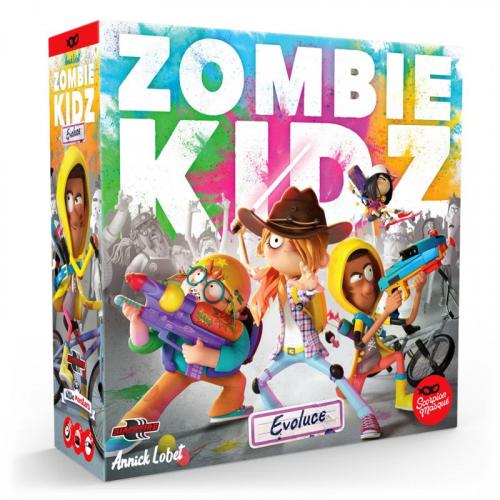 Zombie Kidz: Evoluce - Cena : 419,- Kč s dph