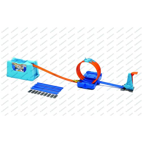Hot Wheels track builder v kufříku - různé druhy - Cena : 424,- Kč s dph