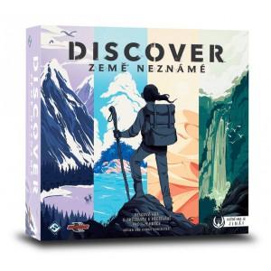 Discover: Země neznámé - Cena : 362,- Kč s dph