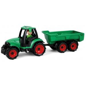 Traktor s vlečkou Truckies - Cena : 138,- Kč s dph