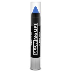 Tužka na obličej UV neon 3,5 g modrá (blue) - Cena : 73,- Kč s dph