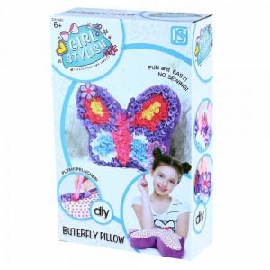 Kreativní polštář motýl - Cena : 289,- Kč s dph
