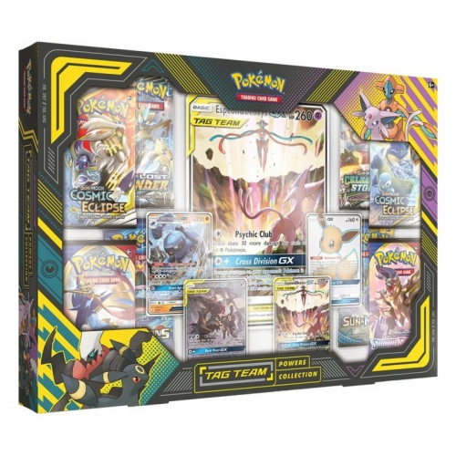 Pokémon TCG: TAG TEAM Powers Collection - Cena : 1787,- Kč s dph