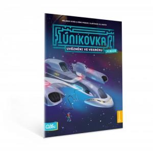 ALBI Únikovka Junior - Uvězněni ve vesmíru - Cena : 179,- Kč s dph
