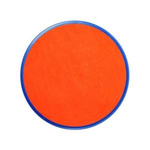 Barva na obličej 18ml - oranžová-odstín Dark Orange - Cena : 98,- Kč s dph