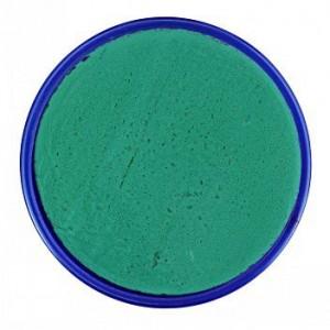 Barva na obličej 18ml - zelená - odstín Teal - Cena : 98,- Kč s dph