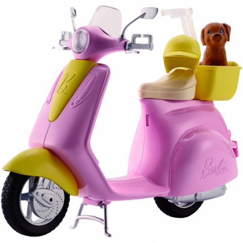 Barbie skútr - Cena : 540,- Kč s dph