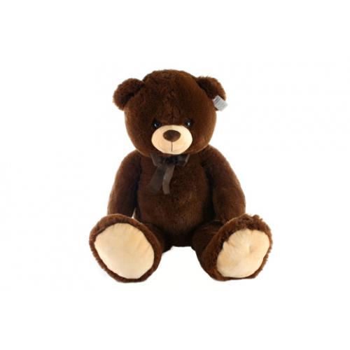 Plyš medvěd tmavý 100 cm - Cena : 346,- Kč s dph