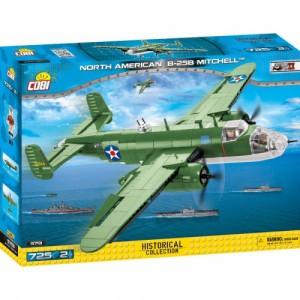 Cobi 5713  II WW North American B-25 B Mitchell - Cena : 1037,- Kč s dph
