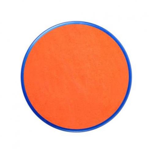 Barva na obličej 18ml - oranžová - Orange - Cena : 146,- Kč s dph