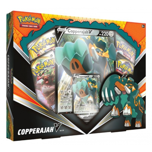 Pokémon TCG: Copperajah V Box - Cena : 714,- Kč s dph