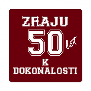 Pánské humorné tričko - 50 let, vel. XXL - Cena : 269,- Kč s dph