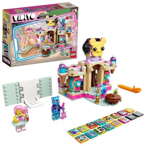 LEGO® VIDIYO 43111 - Candy Castle Stage - Cena : 629,- Kč s dph