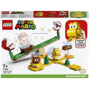 LEGO®® Super Mario™ 71365 Závodiště s piraněmi - rozšířující set - Cena : 639,- Kč s dph