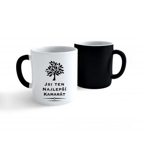 Měnící hrnček Najlepší Kamarát - Cena : 159,- Kč s dph