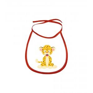Dámská Mikina Cape - Veselá zvířátka - Leopard, vel. M - bílá - Cena : 649,- Kč s dph