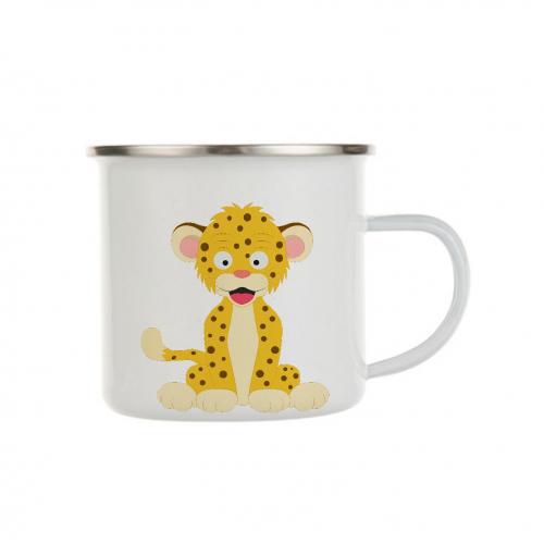 Plecháček Veselá zvířátka - Leopard - Cena : 299,- Kč s dph
